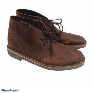 Clarks Bushacre 2 Desert Chukka Lace Up Boot